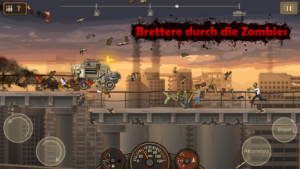 Earn to Die 2 Screenshot - (c) Not Doppler