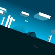 Hypernaut: Minimalistisch genialer Endless-Runner für iOS und Windows Phone