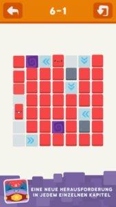 Mr Square Screenshot - (c)Ludic Side Game Studio