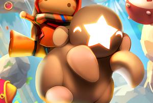 Starlit Adventures: Abenteuer-Plattform-Spiel mit Puzzle-Elementen