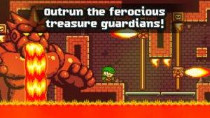 Am Ende jeder Welt in Super Dangerous Dungeons erwartet euch ein besonders schweres Level - (c) Jussi Simpanen