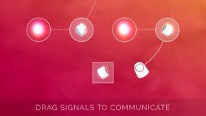 Transmission Screenshot: So spielt sich die App - (c) Science Musuem