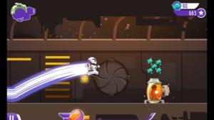 Galactic Rush Screenshot -(c) Simpleton