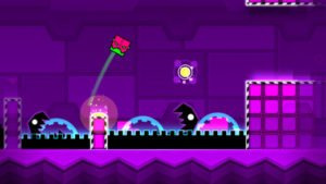 Geometry Dash Meltdown Screenshot - (c) RobTop Games (1)
