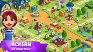 Meine Bio Farm Screenshot - (c) Gameloft