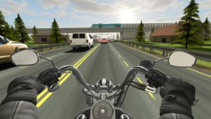 Traffic Rider Screenshot - (c) Soner Kara