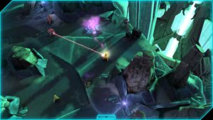 Halo Spartan Assault Screenshot -(c) Microsoft Studios