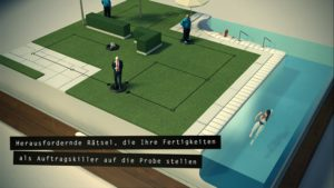 Hitman Go Screenshot -(c) Square Enix Ltd.