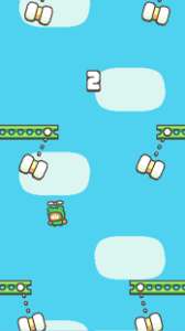 Swing Copters 2 Screenshot - (c) Dotgears