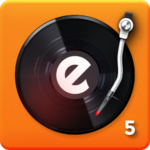 edjing5 DJ Musik Mixer Konsole von DJiT