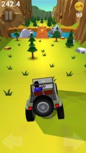 Faily Brakes Screenshot - (c) Spunge Games