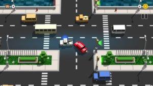 Loop Taxi Screenshot - (c) Gameguru