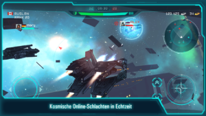 Space Jet 3D Screenshot -(c) Extreme Developers