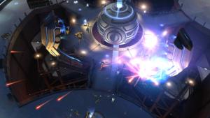 Halo Spartan Strike Screenshot -(c) Microsoft Studios