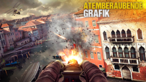 Modern Combat 5 Blackout Screenshot -(c) Gameloft