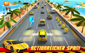 On The Run Screenshot -(c) Miniclip.com