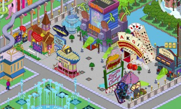simpsons casino touchportal