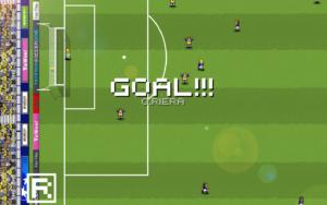 Tiki Taka Soccer Screenshot -(c) Panic Barn