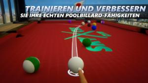 Cue Billiard Club Screenshot -(c) Obumo Games