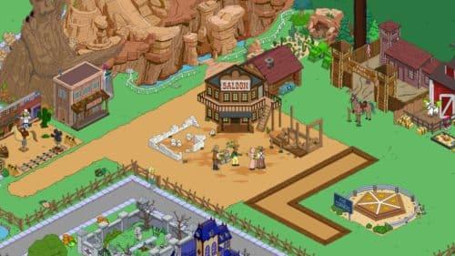 Ein neues Event in Die Simpsons Springfield ist gestartet, aber bei dir kommt kein Update? Das musst du tun!