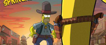 Simpsons Springfield Wilder Westen Event Übersicht & Tipps