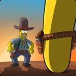 Simpsons Springfield Wilder Westen Event von EA