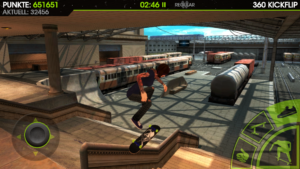 Skateboard Party 2 Screenshot -(c) Ratrod Studio Inc.