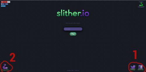 slither.io Design und Farbe der Schlange ändern - So gehts