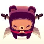 Bushido Bear von Spry Fox