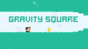 Gravity Square Screenshot - (c) Kongregate