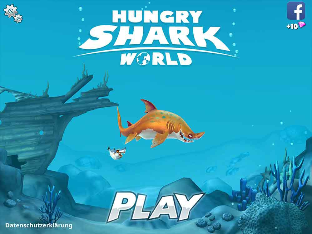 Hungry Shark Tipps