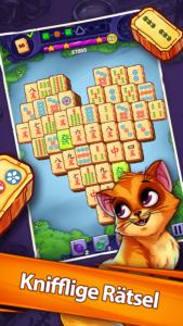 Mahjong Treasure Quest Screenshot - (c) Vizor Apps