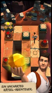 UNCHARTED Fortune Hunter Rätsel Abenteuer - (c) PlayStation Mobile
