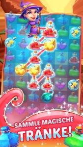 Hocus Puzzle Screenshot - (c) Bigpoint