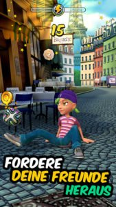 Kickerinho World Screenshot - (c) Tabasco Interactive