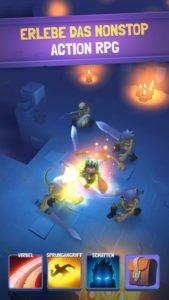 Nonstop Knight Screenshot - (c) flaregames