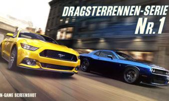 CSR Racing 2: Drag-Racer mit Echtzeit-Rennen, Anpassungen und mehr