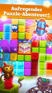 Toy Blast Screenshot - (c) Peak Games