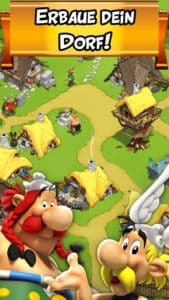 Asterix and Friends Screenshot - (c) BANDAI NAMCO