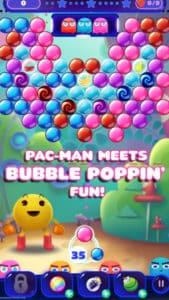 Pac-Man Pop Screenshot - (c) Bandai Namco