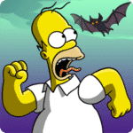 Simpsons Springfield Halloween 2016 Event von EA