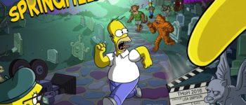 Simpsons Springfield Treehouse of Horror XXVII Tipps, Preise, So funktioniert das Event