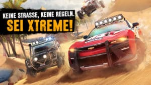 Asphalt Xtreme Screenshot - (c) Gameloft