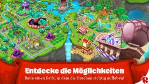 DragonVale World Screenshot - (c) Backflip Studios