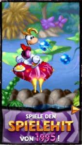 Rayman Classic Screenshot - (c) Ubisoft