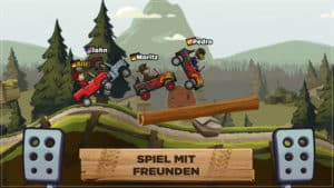 Hill Climb Racing 2 Screenshot - (c) Fingersoft