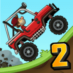 Hill Climb Racing 2 von Fingersoft