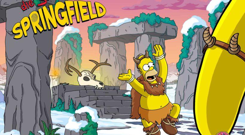 Simpsons Springfield Winter 2016 Event Übersicht & Tipps