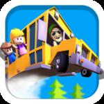Drifting Schoolbus von Invictus