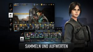 Star Wars Force Arena Screenshot - (c) Netmarble Games